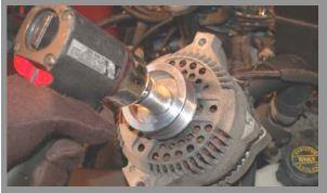 How To Install Fox Body Underdrive Pulleys - How To Install Fox Body Underdrive Pulleys
