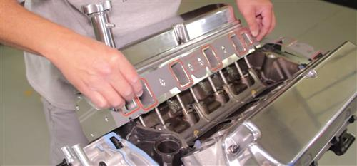 How To: Install 302/351 Mustang Intake Manifold - How To: Install 302/351 Mustang Intake Manifold