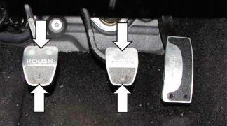 How To Install Mustang Roush Pedal Kit (15-16) - How To Install Mustang Roush Pedal Kit (15-16)