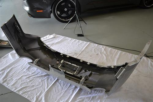 How To Install Mustang Boss 302 Rear Diffuser (13-14) - How To Install Mustang Boss 302 Rear Diffuser (13-14)