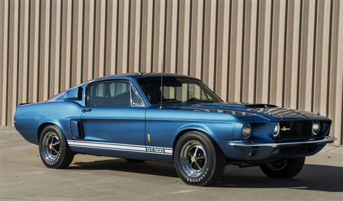 Shelby GT500 Horsepower, Specs, & Colors - 1967 Shelby GT500