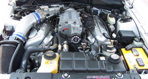 What Is A New Edge Mustang? - 1999-2004 Mustang Engine Bay