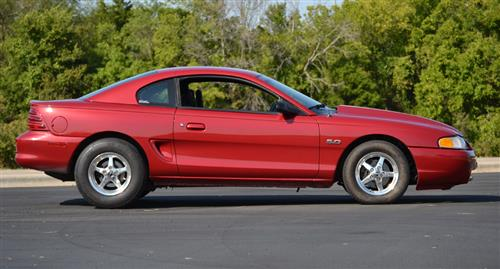 – Sn-95 Auto Mafia What Racing Is Mustang An